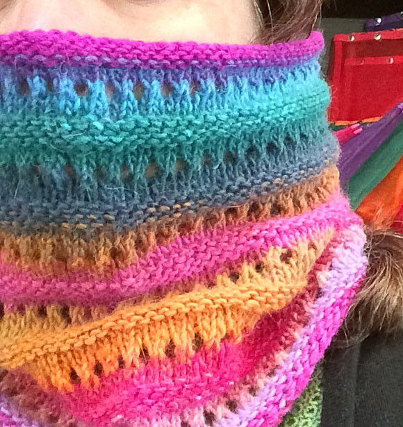 691 Best Noro Images On Pinterest Knitting Patterns Shawl And