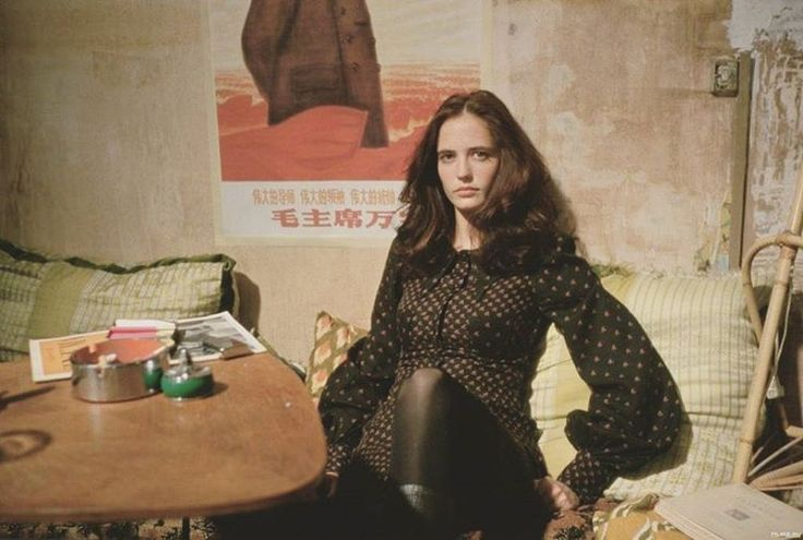Eva Green as Isabelle in The Dreamers  - #evagreenaesthetic #evagreen #aesthetics #aesthetic #isabelle #art #slay #queen #thedreamers