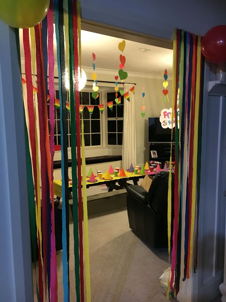 Rainbow Party Room