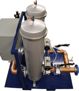Skid Mounted City Water Filtration - Industrial Water Treatment Prochem Inc.