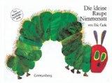 DER Klassiker - besser geht es kaum http://www.babys-und-schlaf.de/2011/02/die-kleine-raupe-nimmersatt-eric-carle/ $4.90