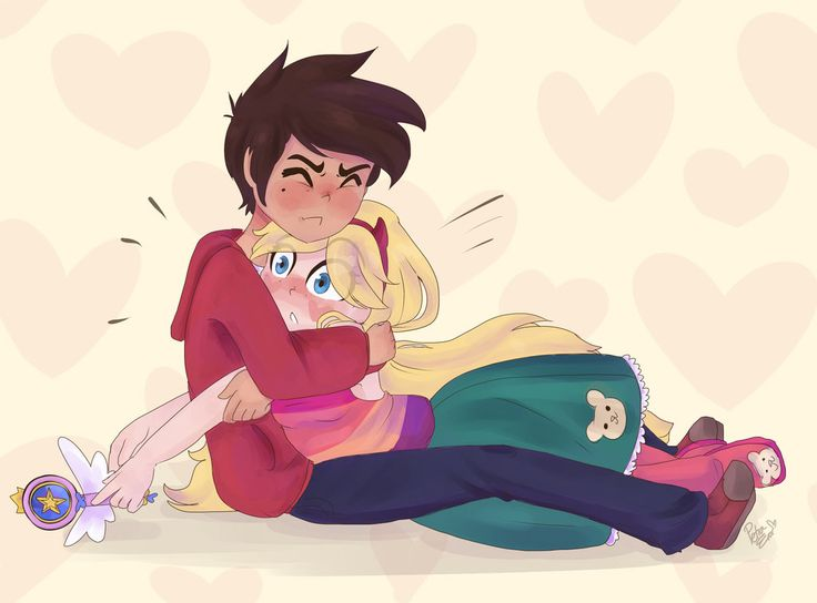 Starco: Stay with me by Drawing-Heart on DeviantArt