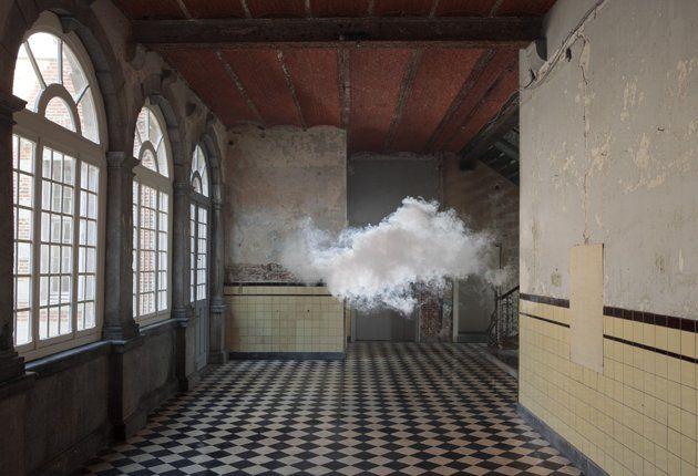 Indoor clouds ... beautiful!Lights, Photos, Artists, Berndnaut Smilde, Dutch, Art Installations, Digital Prints, Indoor Clouds, Design