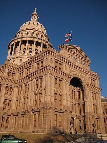 Капитолий штата Техас – #Соединённые_Штаты_Америки #Техас (#US_TX) А вы в курсе, что техасский, он же остинский, Капитолий на 7 метров выше вашингтонского? http://ru.esosedi.org/US/TX/1000114836/kapitoliy_shtata_tehas/