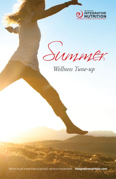 Upload your Summer Wellness Guide!