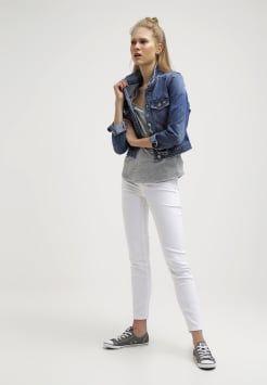 Noisy May - NMDIZZY - Kurtka jeansowa - medium blue denim