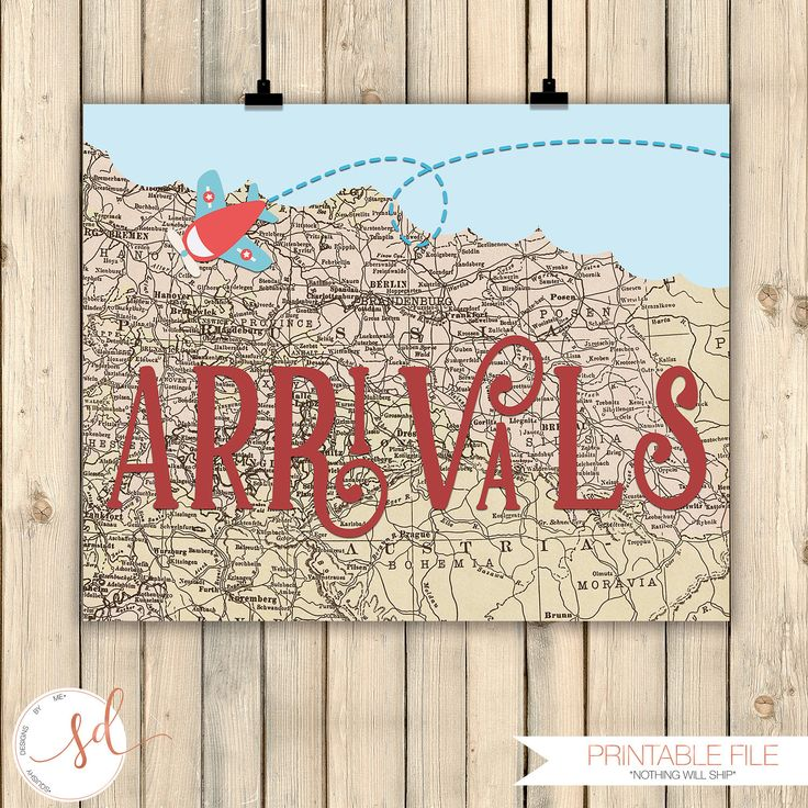 Vintage Airplanes Birthday Party Sign, Precious Cargo Sign, Around the World Theme Decor, Vintage Travel Baby Shower Decor, Old Maps Digital by SquishyDesignsbyMe on Etsy