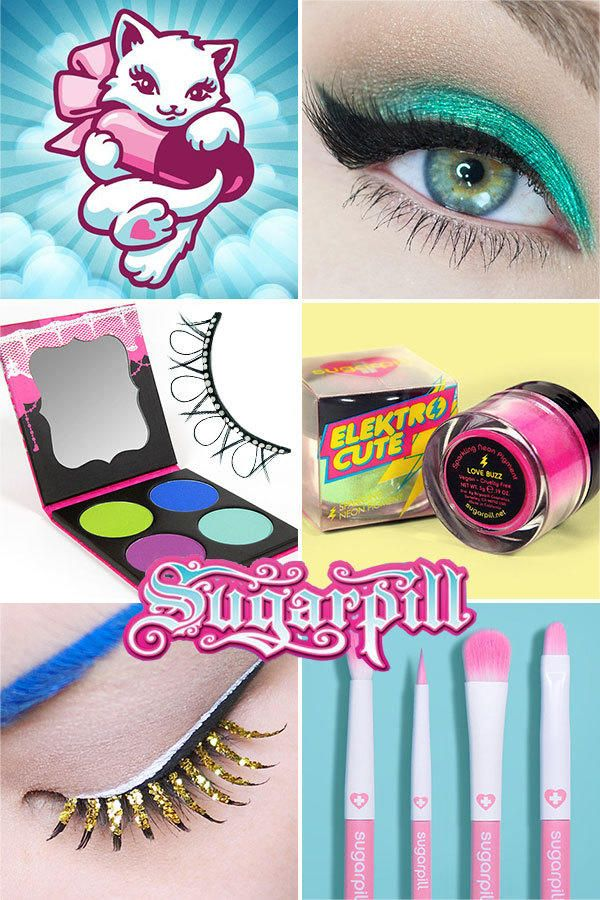 From their neon Elektro Cute sparkling pigments and loose shadows to their cruelty-free brushes and totally funky lashes, Sugarpill is fabulously unique. Launched in 2010 in Los Angeles, their company introduced beauty lovers to some of the most vivid, electric colors anyone had ever seen. Their Goldilux Loose Eyeshadow is one of the richest golds out there. And did I mention it's all affordable too?