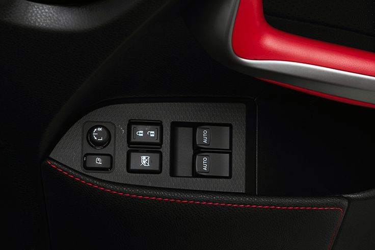 Toyota 86 - FT 86 TRD Aeropackage Interior Color