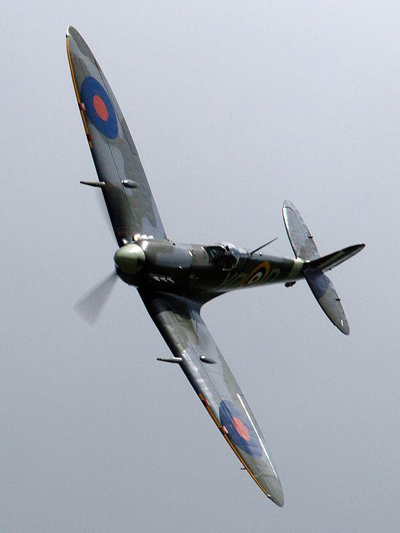 Supermarine Spitfire Vb NX628BL YO-D