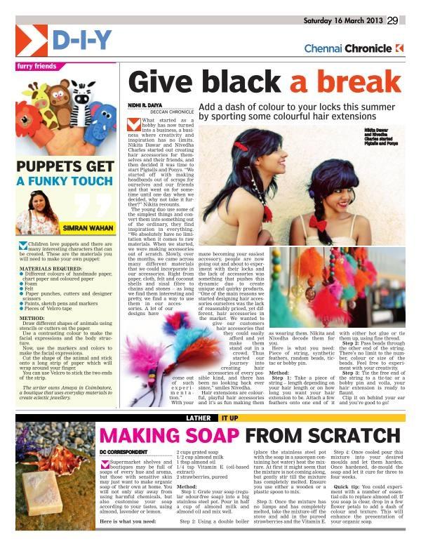 Deccan Chronicle Chennai