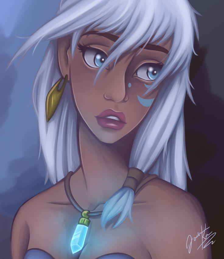 Princesa Kidagakash (Kida)