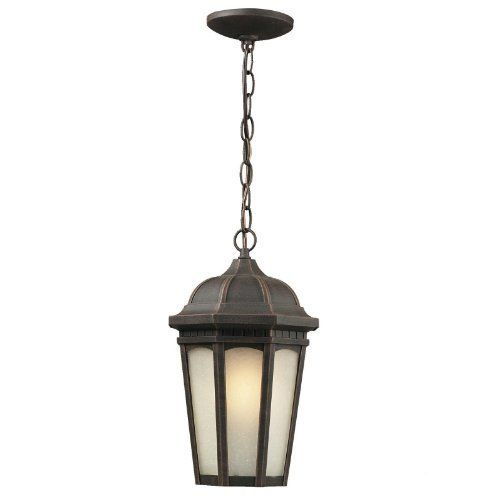 Z-Lite 508CHB-ABR Newport Outdoor Chain Light by Z-Lite. $344.98. Contemporary yet elegant, this large chain hung outdoor fixture is inspired by traditional octagonal lanterns but with a modern construction. White seedy glass panels are paired with a warm antique bronze finish, and this fixture is made of cast aluminum in order to endure all seasons.