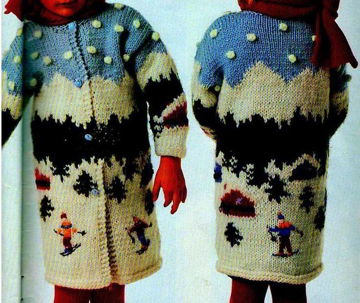 3 - Les Modèles de Tricot pour Enfant - La Boutique du Tricot et des Loisirs Créatifs