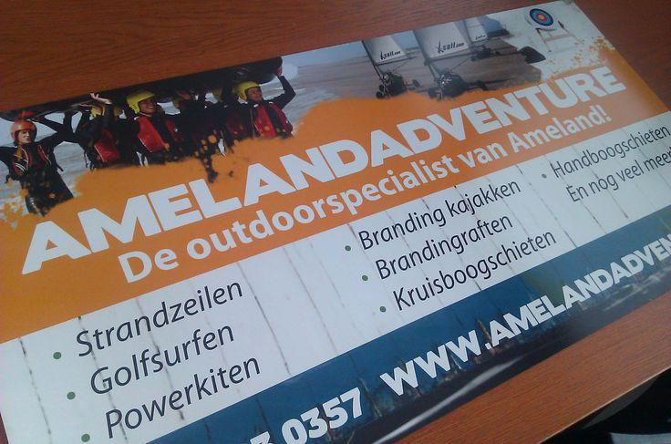 bord Ameland Adventure