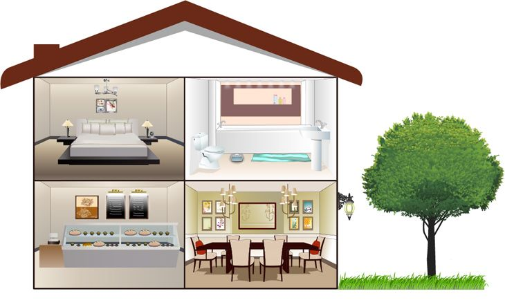 Interactive home DIY guide: how to choose the best heating products for your home and garden.