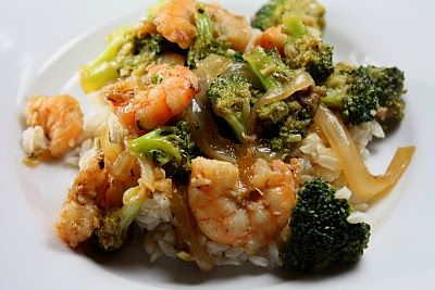 easy Chinese food.