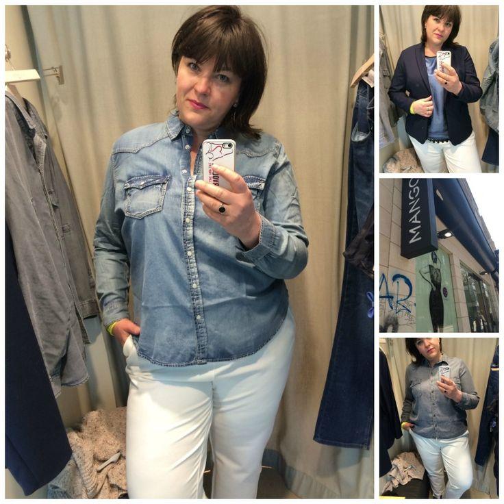 Mango Violeta, Brussel, grote maten mode, plus size shoppen