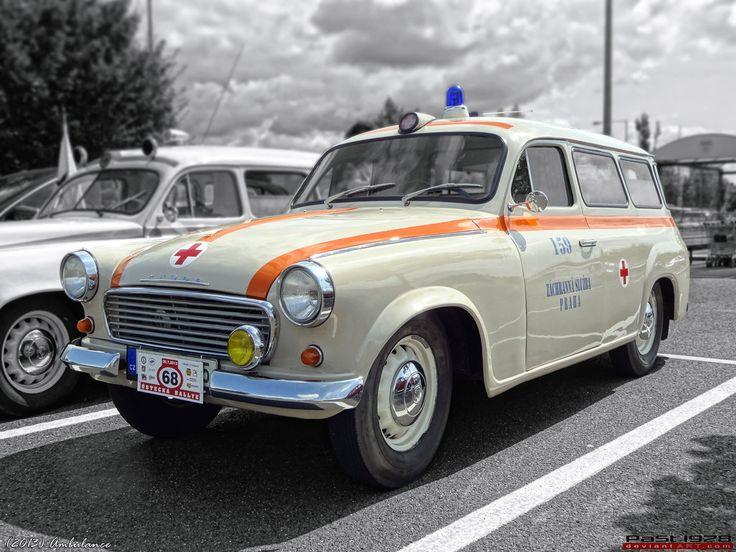 Skoda 1202 station wagon