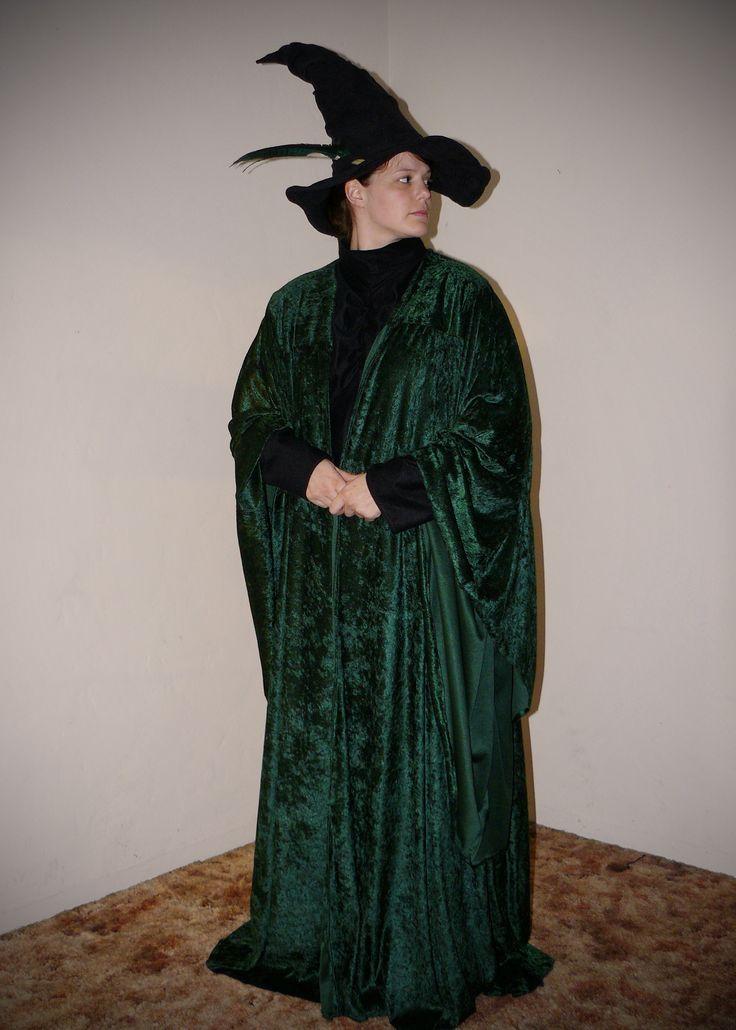 Potter Robes Dress Harry