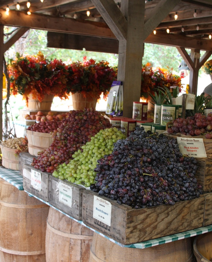 country store, Avila Valley Barn, San Luis Obispo, CA.  Photo: Maria Carr
