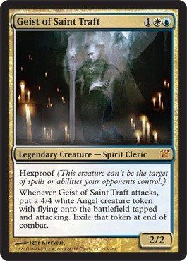 Magic: the Gathering - Geist of Saint Traft - Innistrad by Wizards of the Coast…
