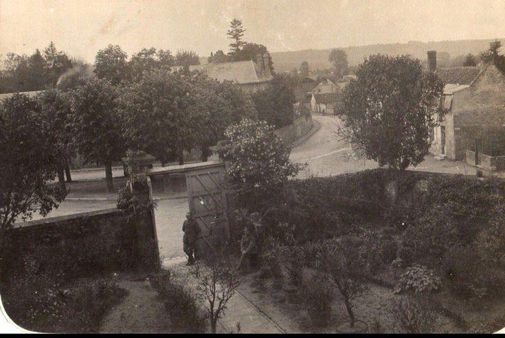 G3 une vue de COLLIGIS près CHAVIGNON Aisne 1914 1918 WW1.jpg