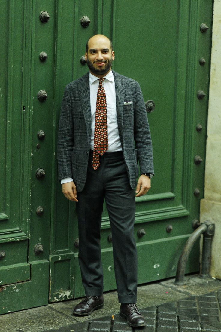 Drakes London Pop Up store Paris