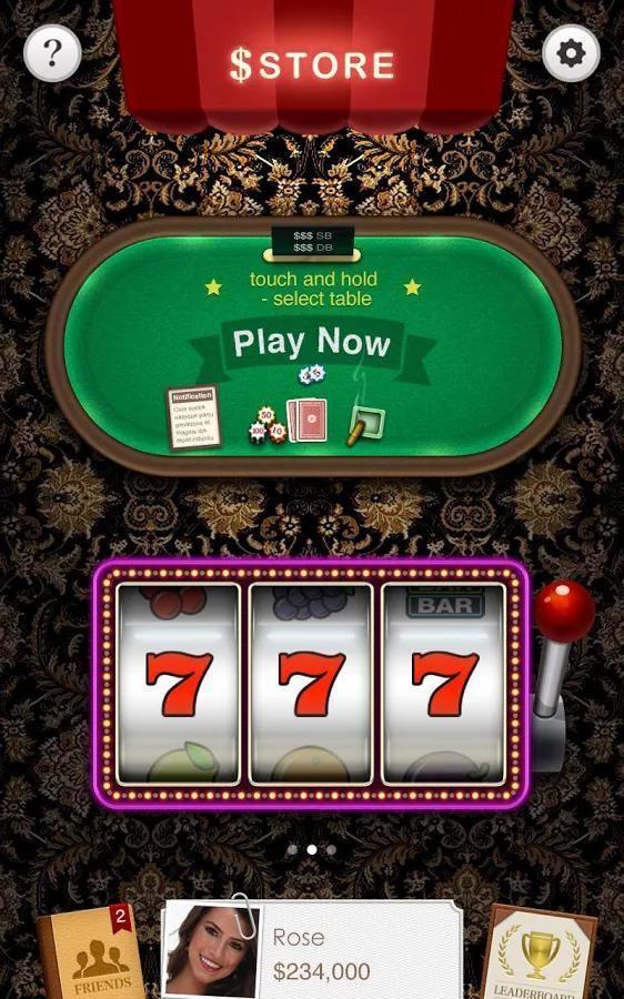 Texas Poker by Yihua...