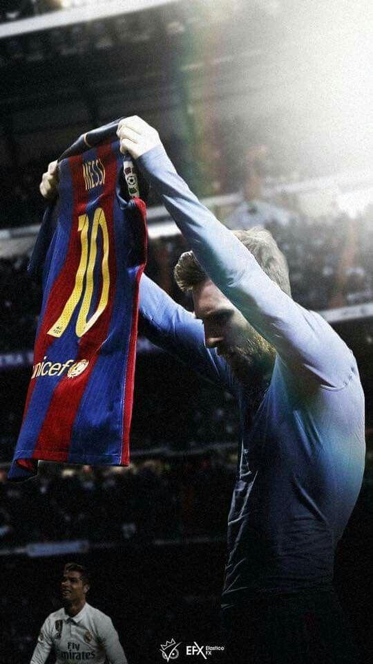 Messi EL CLÁSICO