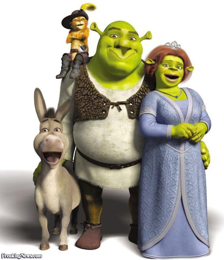 Toothless Shrek Cast