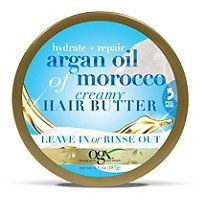 OGX - Hydrate   Repair Argan Oil of Morocco Creamy Hair Butter Leave In or Rinse Out in  #ultabeauty