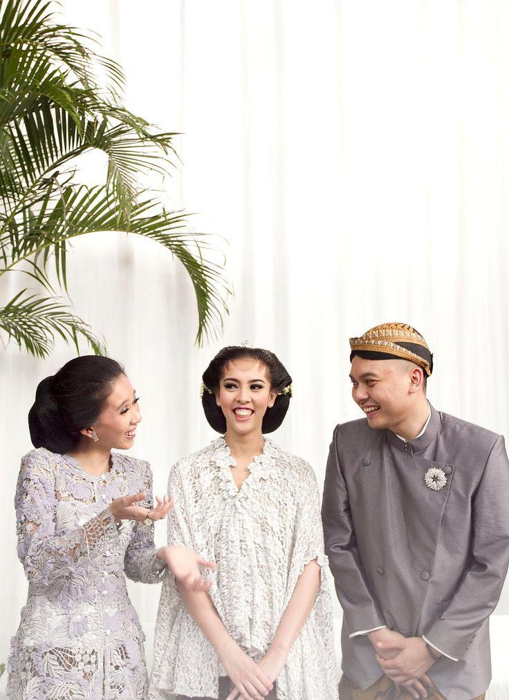 Pernikahan Adat Jawa Asha dan Bayu di Jakarta