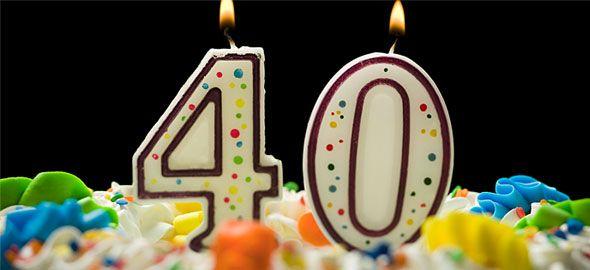 Τα σαράντα θεωρούνται πλέον τα νέα... τριάντα. Αν και εσείς κοντεύετε να «πατήσετε» σύντομα τα δεύτερα άντα, δείτε για ποιους λόγους πρέπει να είστε χαρούμενη!