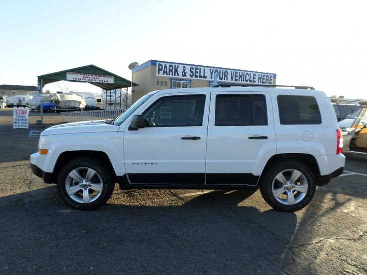 SUV for sale 2016 Jeep Patriot Sport in Lodi Stockton CA