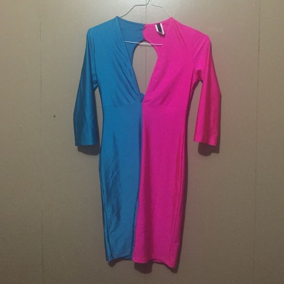 1000  ideas about Pink And Blue Dress on Pinterest  Pink wedding ...