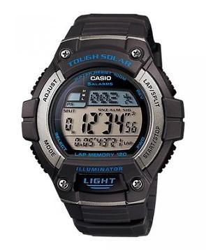 Casio Men's WS220-8AV Illuminator Tough Solar Digital Sport Watch