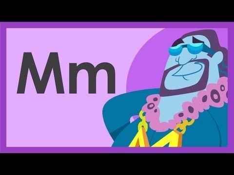 Alphabet Songs M-Z (Kids Phonics) (playlist)