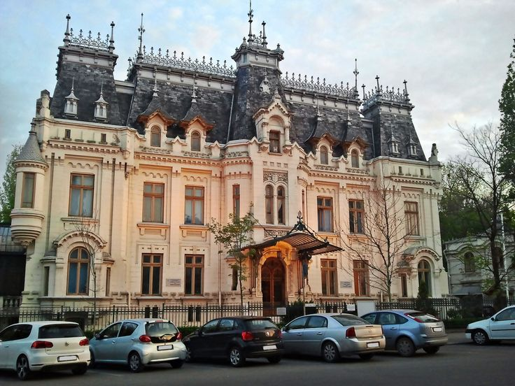 Kretzulescu Palace  Palatul Kretzulescu, Bucuresti, Romania