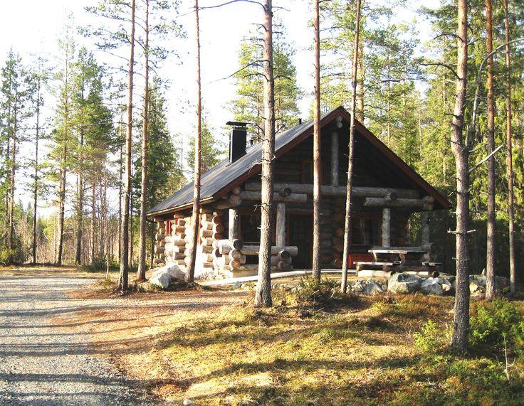 hirvipirtit lapland Finland Taivalkoski cabin nr 2 summer