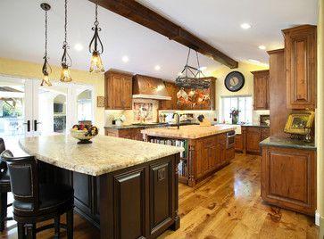 #52   Owner   San Jose   Traditional   Kitchen   San Francisco   Precision  · Rustikale KüchenTraditionelle KüchenKüchen DesignIdeen Für Die ...