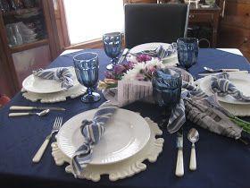 Mid-Atlantic Martha: May calander inspiration tablescape