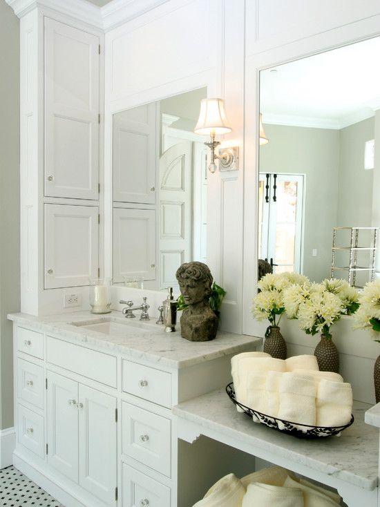 Side Medicine Cabinet Design