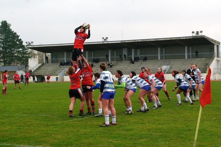 Rugby féminin : Lille Métropole surclasse le Stade Rennais à Fécamp - Paris Normandie - 17/03/2015