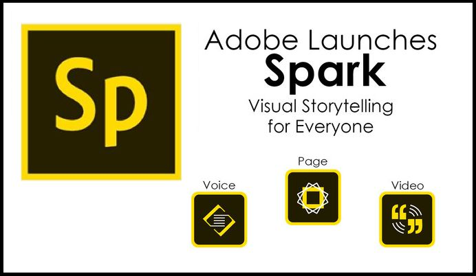 Adobe launches Spark to Help Create Powerful Visual Stories