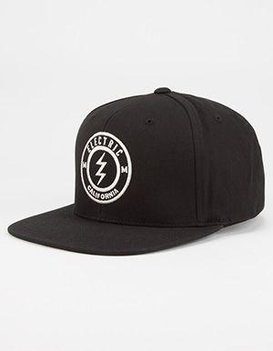ELECTRIC Pensacola Mens Snapback Hat