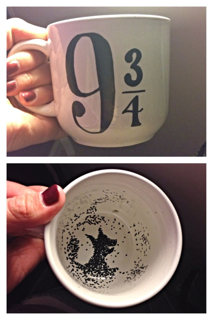 harry potter mug by Krafternal on Etsy https://www.etsy.com/listing/218235888/harry-potter-mug