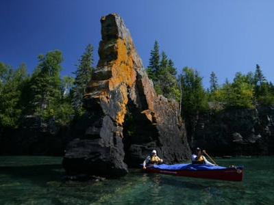 """""""Time with the Giant"""", Sleeping Giant Provincial Park, off the shore of Lake Superior near Thunder Bay, Northern Ontario"""