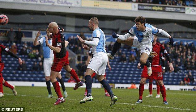 Aston Villa complete Rudy Gestede signing as Blackburn striker joins in 6m deal