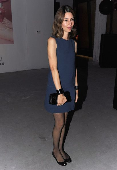 Sofia Coppola Photo - Marc Jacobs Spring/Summer 2012 After Party